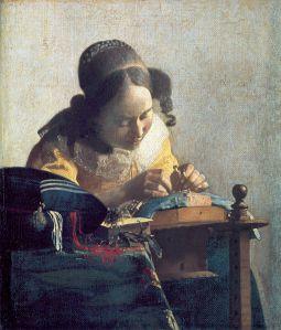 Johannes_Vermeer_-_The_lacemaker_(c.1669-1671)